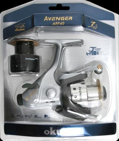 Okuma Avenger ABF in package