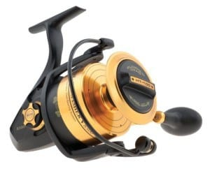 Penn Spinfisher v 6500 side view