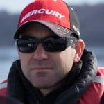 Professional angler Casey Scanlon