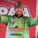 FLW Tour Pro Angler Matt Arey
