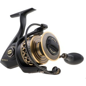 Penn Reels Penn Battle 2 5000 spinning reel 2019