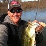Randy Blaukat professional bass angler