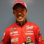 Bass Fishing Tournament Angler Shinichi Fukae
