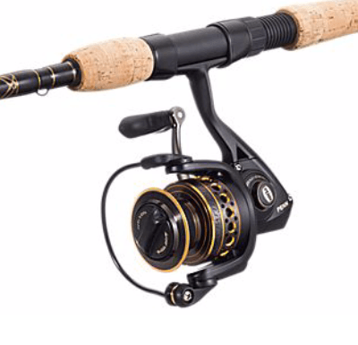 penn reels with a penn battle ii for and reel combo