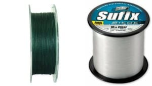 braided fishing line vs monofilament fishing line