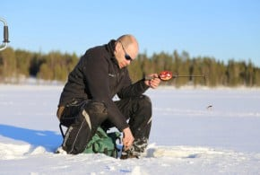 A Guide To Ice Fishing- Infographic