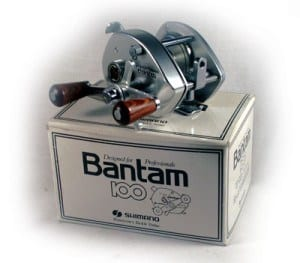 shimano reels bantam with package