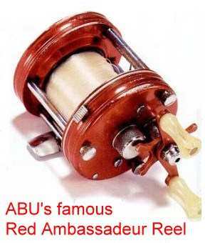 ABU ambassador abu garcia reels