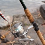 Inshore rod and reel