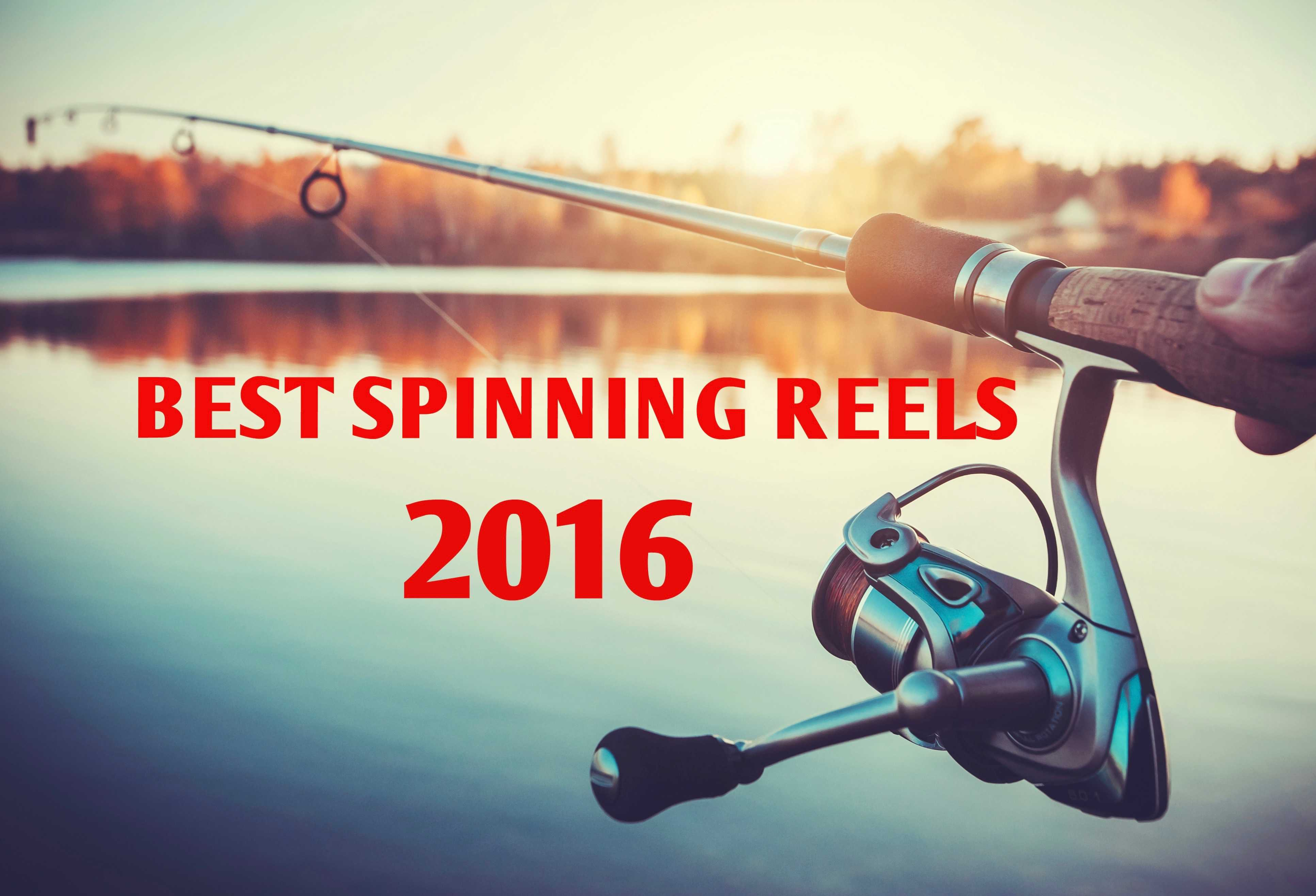best spinning reels of 2016 cover photo