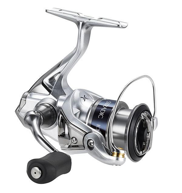 shimano stradic 4000 fk side view