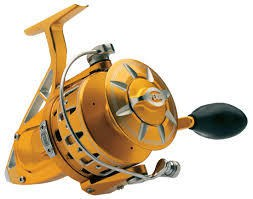 gold penn torque 5